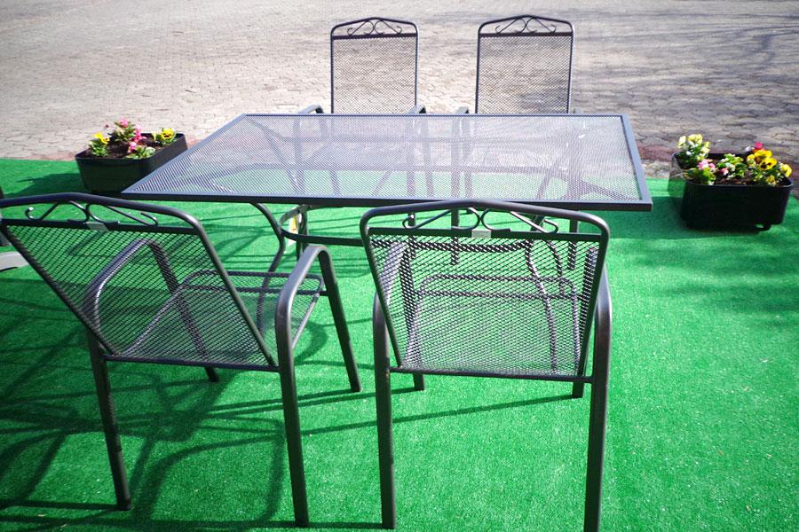 Stolica Garden1 i stol 160×90