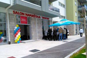 Salon namještaja Ivanković / Desetka
