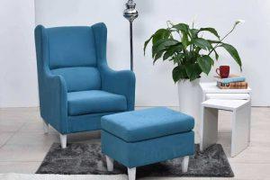GRAZIA fotelja i tabure