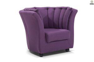 Fotelja i tabure ROSE